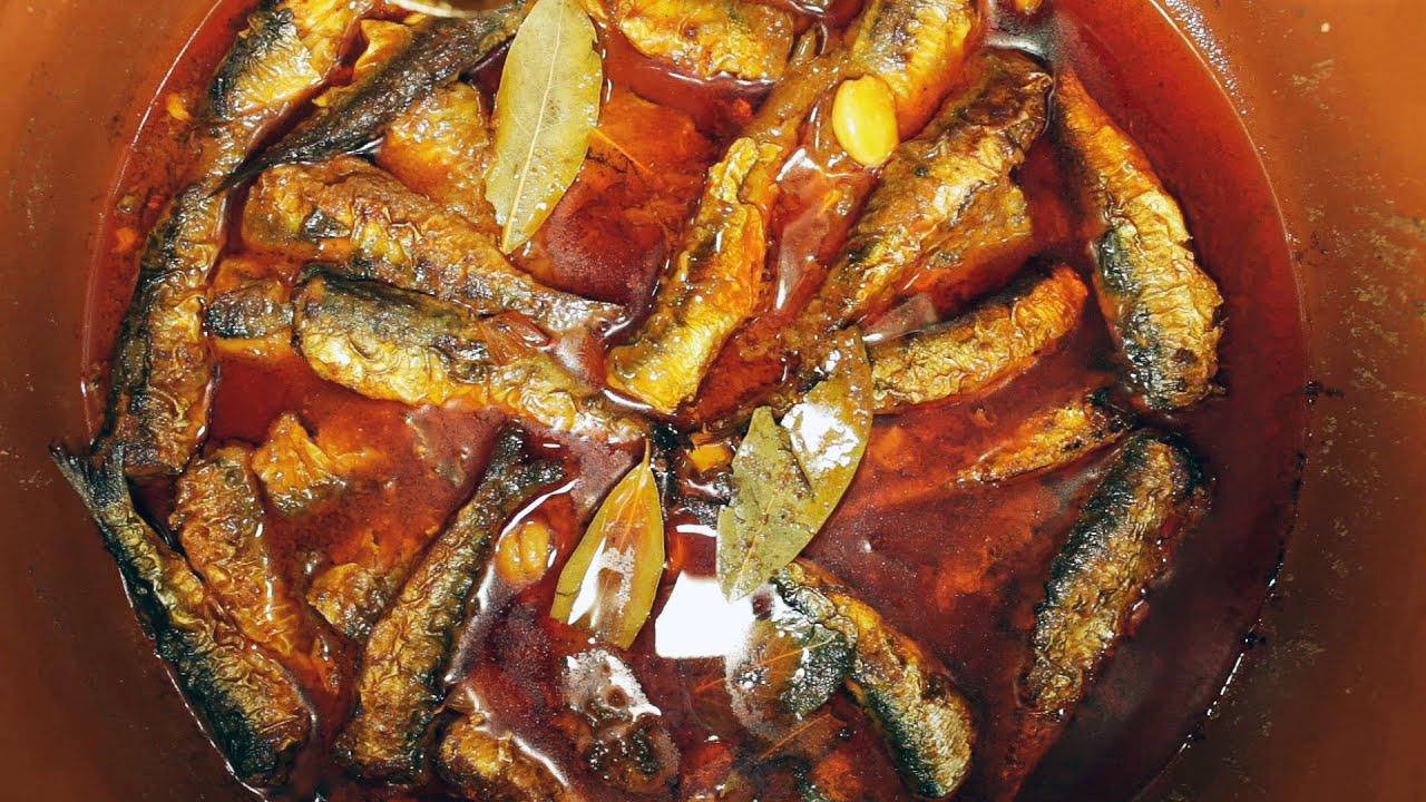 Cocinar Sardinas En Escabeche | Receta De Sardinas En Escabeche Youtube