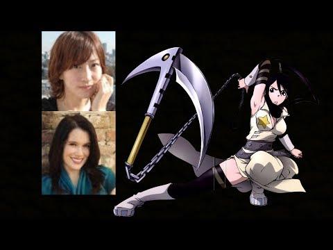 Anime Voice Comparison- Tsubaki Nakatsukasa (Soul Eater)