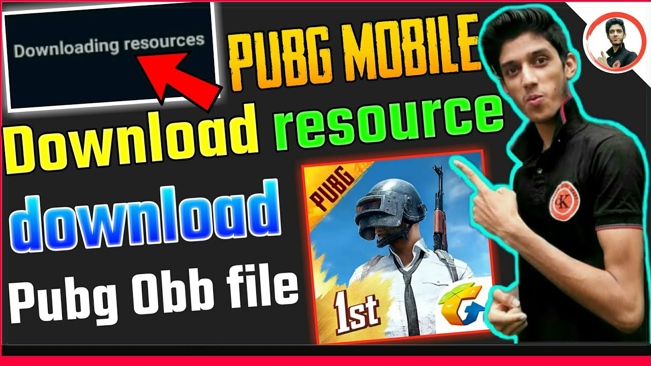 Pubg Mobile Download Resource Problem In Hindi How To Download