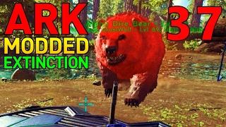 [37] Alpha Taming And Breeding! (ARK Extinction Core - ARK Modded Survival Multiplayer Season 4)