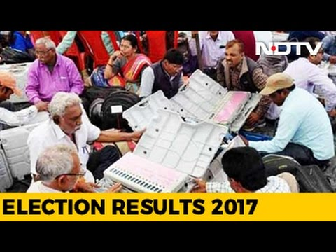Counting Begins in Goa
