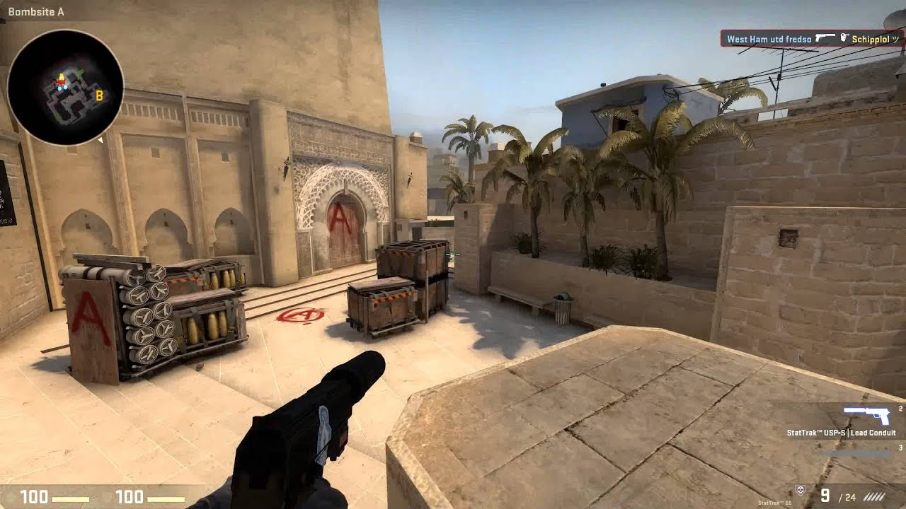 Improve your support play in Counter-Strike: Global