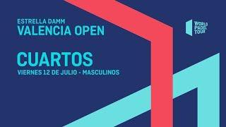 Cuartos de final masculinos - Estrella Damm Valencia Open 2019 - World Padel Tour