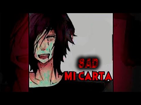💀MI CARTA SUICIDA💀 Rap Sad - Silent Rap |😭Rap Para Llorar💔
