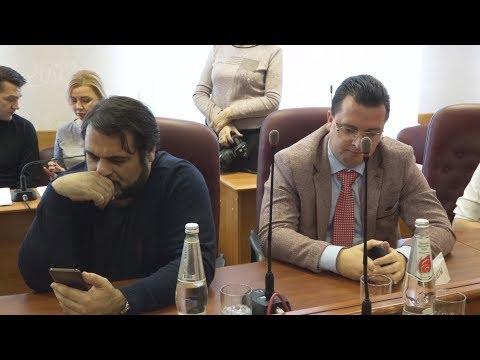 Пресс-конференция главы Невинномысска