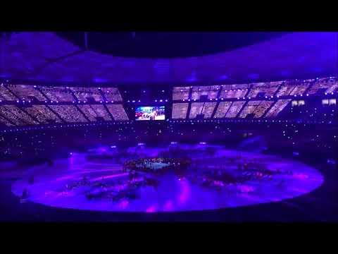 Yuna - Terukir di Bintang x Crush | Closing Ceremony of KL2017 9th ASEAN Para Games