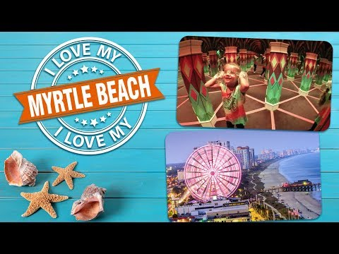 MYRTLE BEACH / ATTRACTIONS / SOUTH CAROLINA / BROADWAY AT THE BEACH / SKYWHEEL