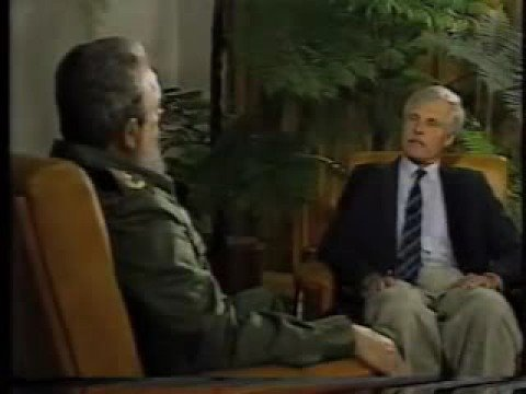 Fidel Castro Interview by Ted Turner
