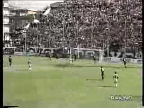 REGGINA-FIORENTINA 2-2 STAGIONE 1999-2000