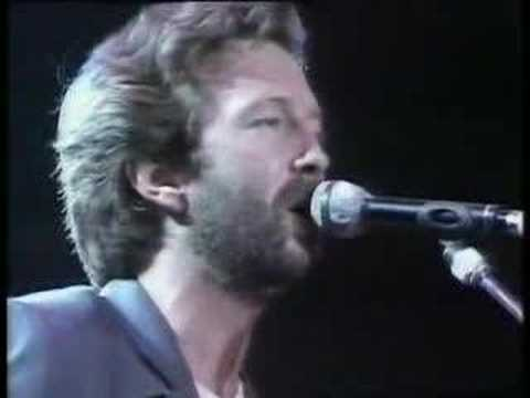 Eric Clapton & Friends  White Room