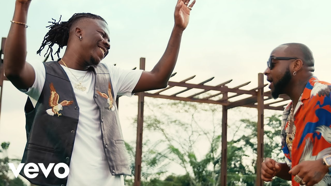 Download Stonebwoy, Davido - Activate (Official Video)