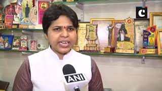 Violence may erupt if I visit the temple, will soon declare date of visiting, says Trupti Desai