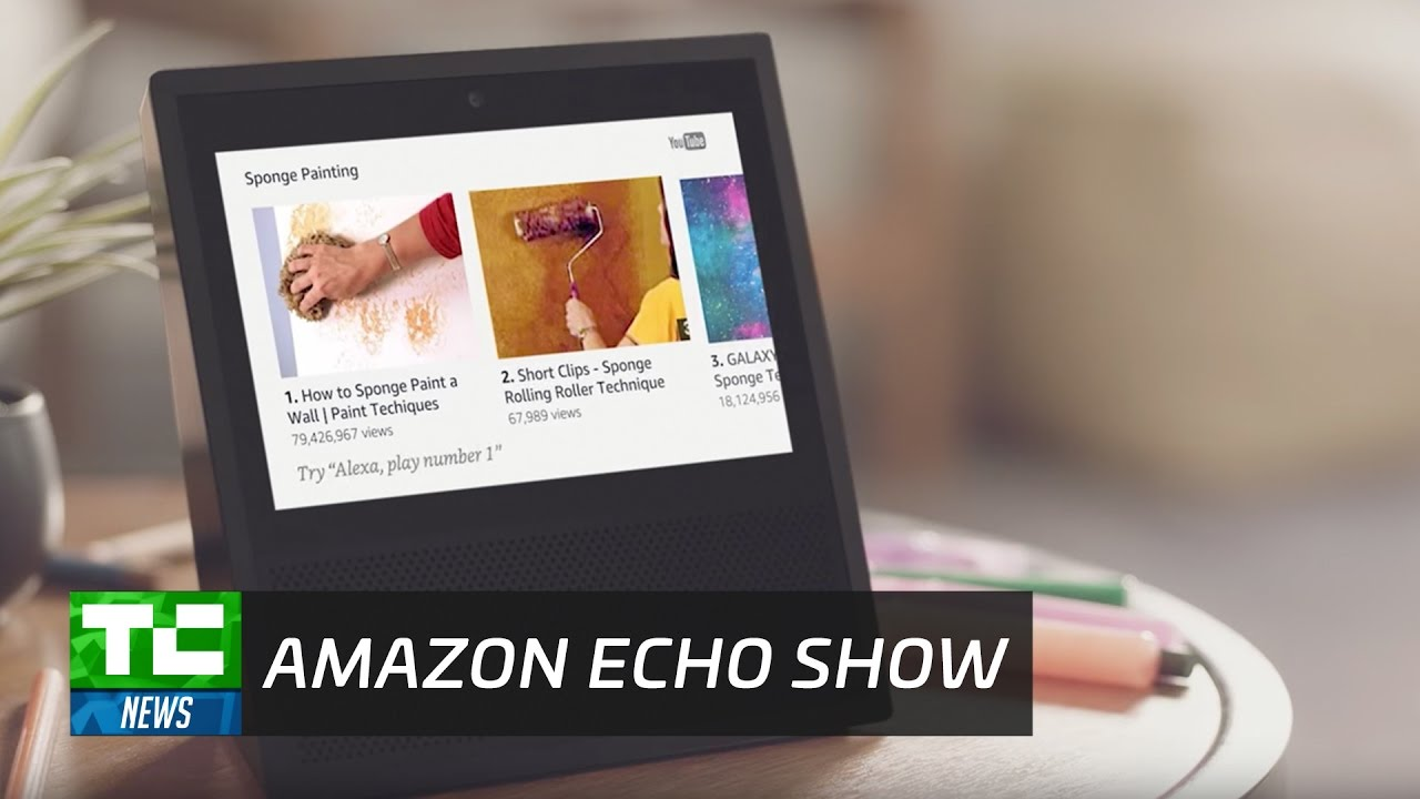 Amazon Echo Show Youtube
