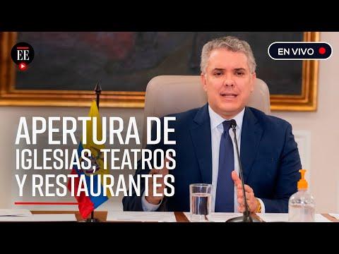 Coronavirus en Colombia: ¿cómo avanza la reactivación económica en el país? – El Espectador