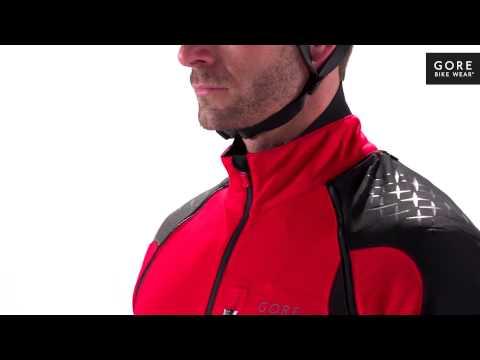 ALP-X 2.0 WINDSTOPPER® Soft Shell Zip-Off Jacke Von GORE BIKE WEAR®