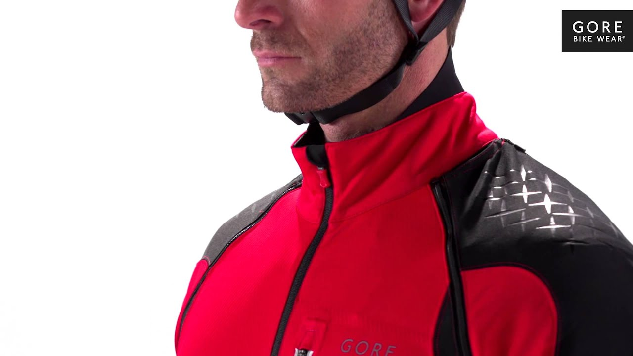 ALP-X 2.0 WINDSTOPPER® Soft Shell Zip-Off Jacke von GORE BIKE WEAR ... 66256057f