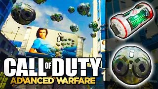 "Advanced Warfare - EXO ZOMBIES! ""SECRET MANTICORE DRONE"" Easter Egg (Call of Duty)"