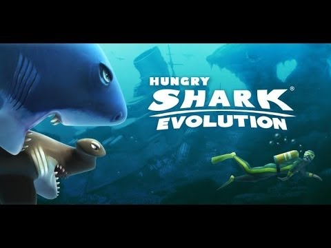 Hungry Shark Evolution - v2.2.3 [Mod Money] - Android