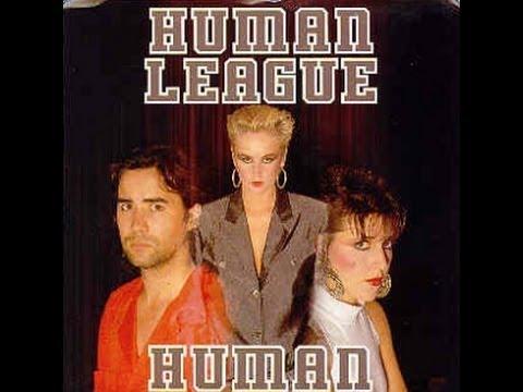 The Human League - Human lyrics - 80's Lyrics