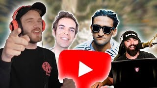 Every youtuber Intro combined