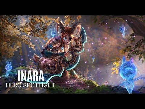 Inara Hero Spotlight
