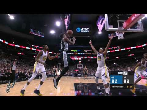 SPURSWATCH - Watch highlights of the Spurs win over the Warriors