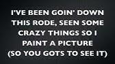 Lecrae- Gotta Know Lyrics