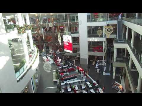 Pentagon City Mall. Arlington VA.