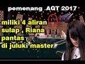 Inilah 4 Aliran Sulap Riana Dalam Menaklukan Asia Got Talent