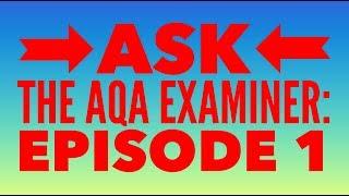Ask The AQA Examiner: Myth Busting With Mrs Hallahan