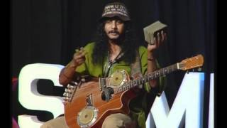 Challenging The Conventional: Dr. Benny Prasad at TEDxSIBMBangalore
