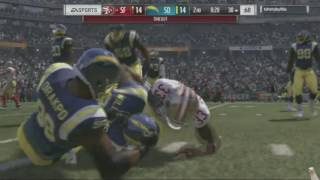 Madden 17 Ultimate Team :: 1 Mistake is all i need!Budget Squad S1 W5 :: Madden 17 Ultimate Team