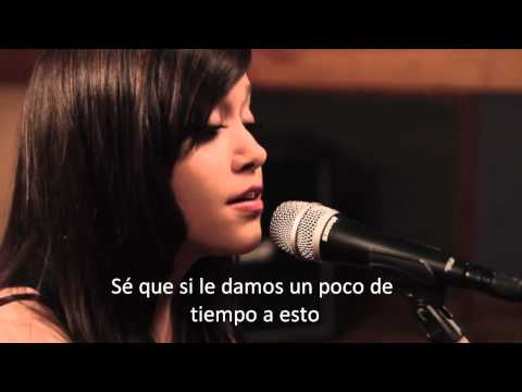 Lady Antebellum - Just A Kiss (Boyce Avenue feat. Megan Nicole acoustic cover) Subtitulada Español