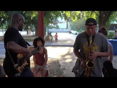 Workshop at Ho Chi Minh Park, Havana, Cuba - part 3