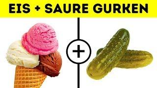 14 seltsame Lebensmittelkombinationen, die du lieben wirst