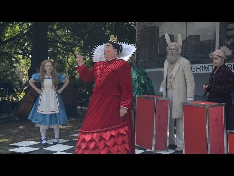 Opera Holland Park's outdoor Alice in Wonderland production