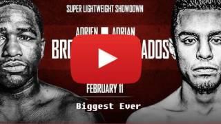 Live Adrien Broner vs Adrian Granados live Fight Streaming | Broner Granados Boxing full video