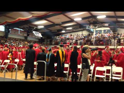 Skagit Valley College graduation