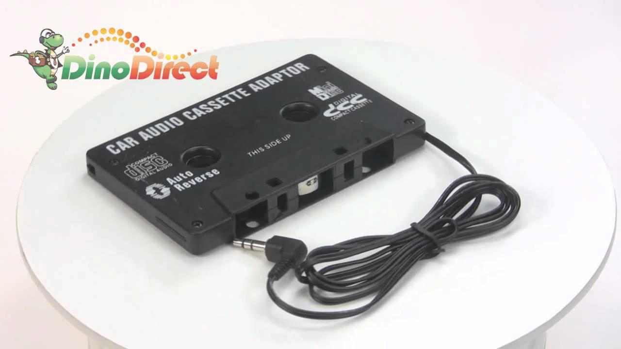 adaptateur cassette jack. Black Bedroom Furniture Sets. Home Design Ideas