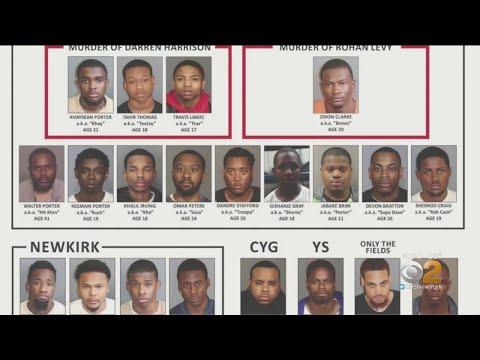 Brooklyn Gang Takedown