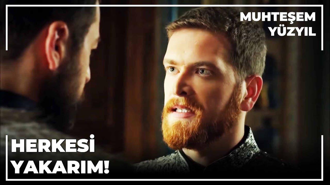 Selim, Ahmet Paşa'yı Tehdit Etti  | Muhteşem Yüzyıl