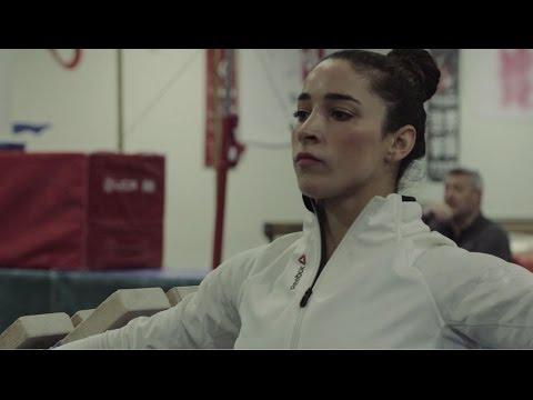 Reebok - Aly Raisman - Pushing Limits - YouTube
