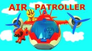 Щенячий Патруль на русском 2016 ВОЗДУХ ЩЕНКИ  PAW Patrol  Air Patroller Детское видео