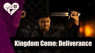 Денис Welovegames покоряет средневековье в Kingdom Come: Deliverance