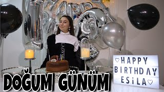 DOĞUM GÜNÜ PARTİM | Doğum Günü Vlog 3
