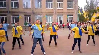 Гайтана - Україна (танец)(Танец 9 класса, 25 школы, под песню Гайтана - Україна., 2014-09-27T18:23:11.000Z)