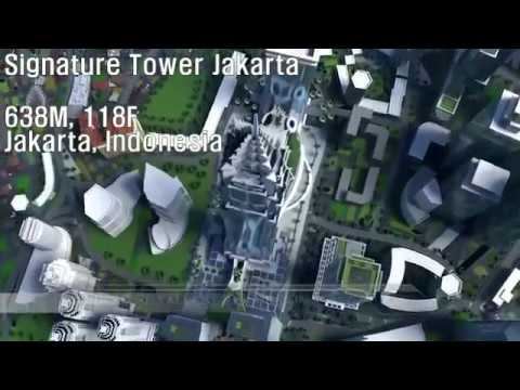 Signature Tower Jakarta Video