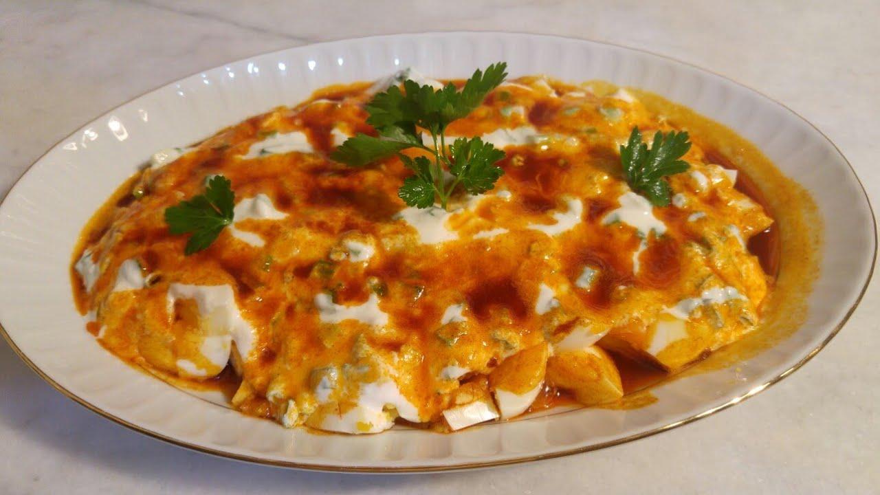 Yumurtalı Patates Salatası Tarifi - Naciye Kesici - Yemek Tarifleri