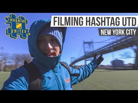 FILMING HASHTAG UNITED IN NEW YORK | #CocaColaUSTour Vlog #2