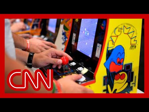 The true story behind Pac-Man and his ghosts